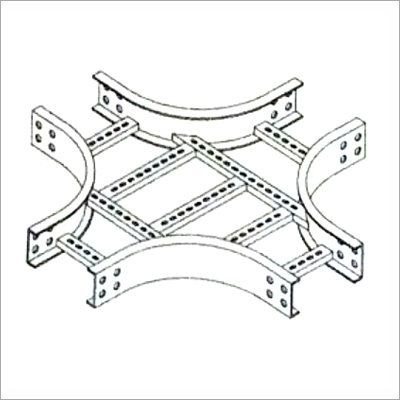 Cable Tray Cross Fitting