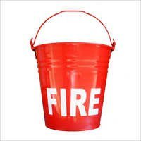 Fire Bucket Metal