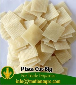 Plate Cut Fryums