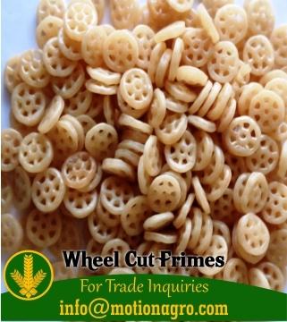 Wheel Cut Fryums