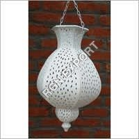 Iron Moroccane Lamp