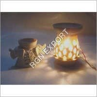 Soft Stone Carved Aroma Burner