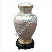 Aluminum Cremation Urn