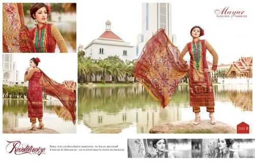 MAYUR FASHION (MAAIKA -07) Straight Salwar Kameez Wholesale