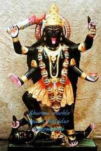 Marble Kali Ma statue