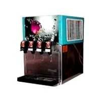 4 valve soda machine