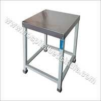 Visitor Stool SS top