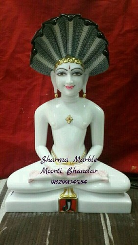 Marble Jain Statues