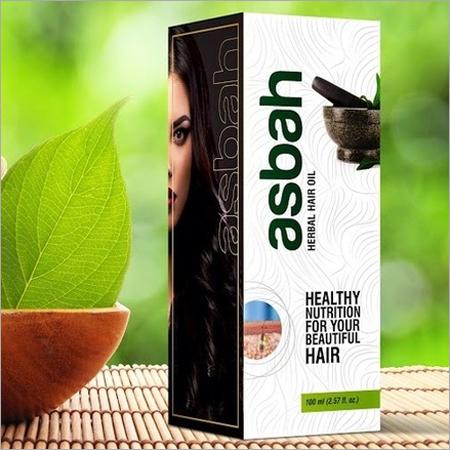 Nutrition Hair Oil
