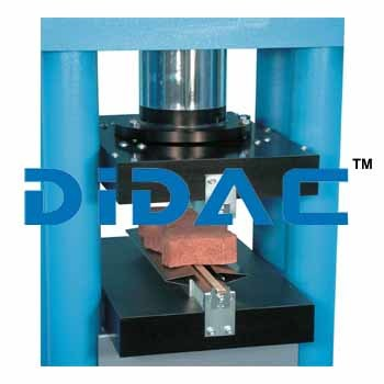 Splitting Tensile Test Device For Concrete Block Pavers