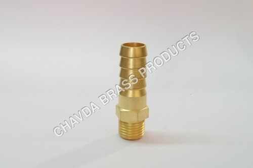 Brass Gas Nipple