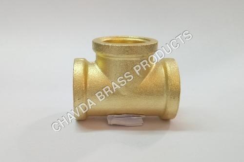 Brass Forging Tee