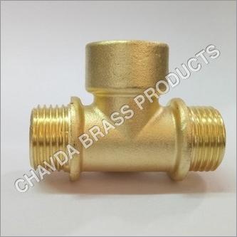 Brass Female Male Tee