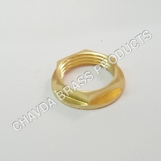 Brass Flanged Hex Nut