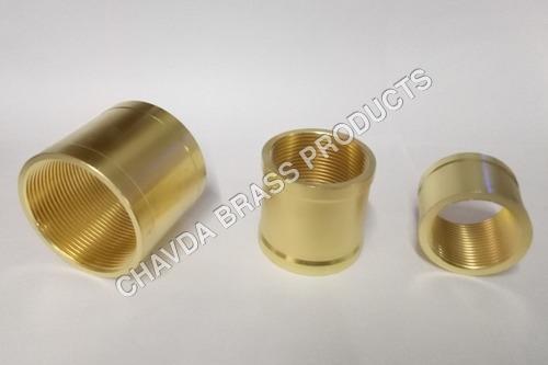 Brass Threaded Bushing Coupler