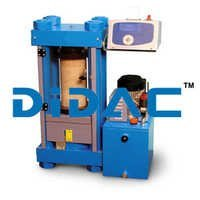 Concrete Compression Machine Motorized