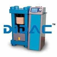 Compression Machines For Cylinders And Cubes Touch Screen
