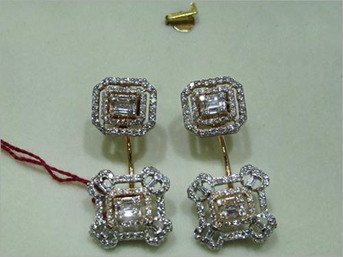 Diamond Designer Earings