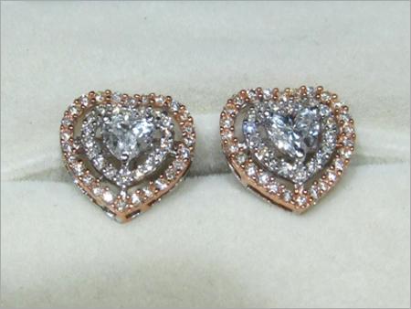 Fashionable Diamond Earings