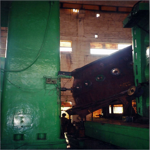 Industrial Machinery and Heavy Equipments