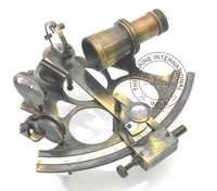 Antique Marine Sextant