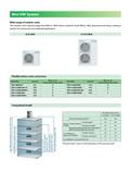 Variable refrigerant Flow system