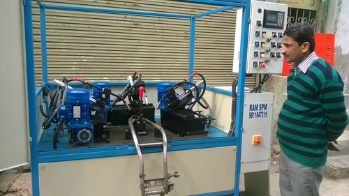 Welding Special Purpose Machine