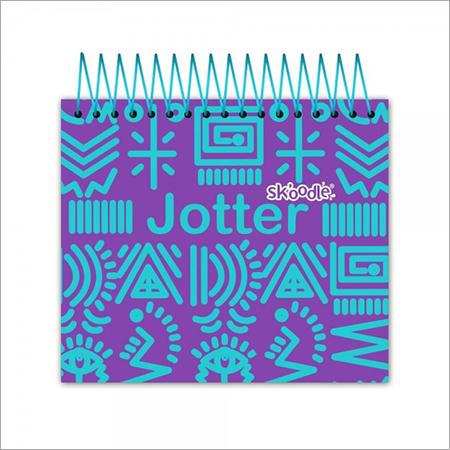 Jotter Notebook 300 Sheets Aztec Print