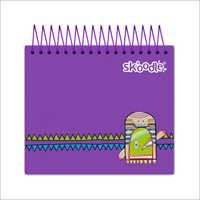 Purple Jotter Notebook 300 Sheets