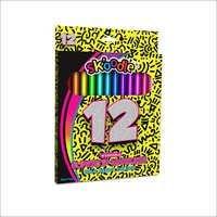 12 Super Tip Markers