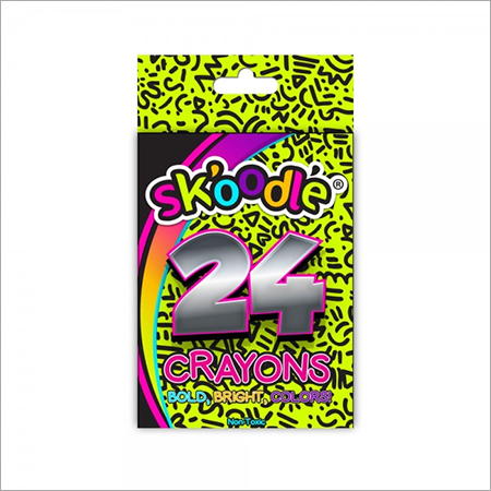 24 Classic Crayons