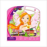 40 Piece Fairies Art Sets