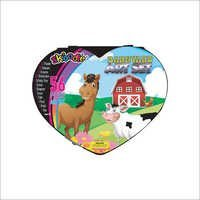 56 Piece Barnyard Art Sets