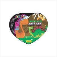 56 Piece Dinosaur Art Sets