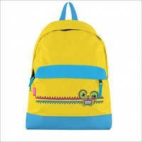 Doodlez Bookbag Yellow