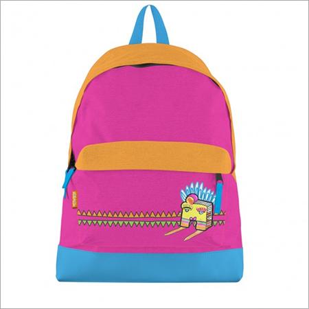 Doodlez Bookbag Pink