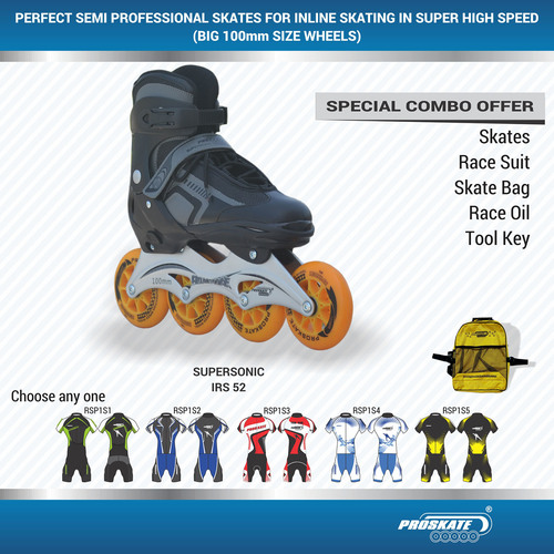 PROSKATE SUPER SONIC 100   IRS 52