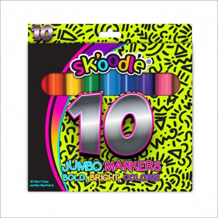 10 Jumbo Markers