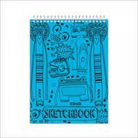 Blue Sketchbooks