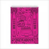 Pink Sketchbooks