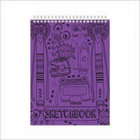 Purple Sketchbooks