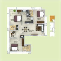 3 BHK LUXURY FLATS FOR SALE IN MAVELIKARA