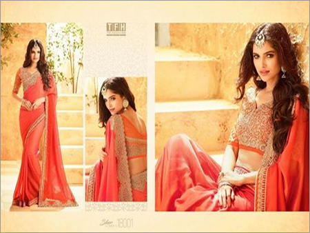 Buy Designer Work Saree