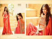 Buy Designer Work Saree