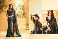 Black Beauty Designer Saree Online