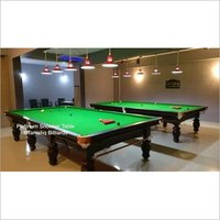 Platinum Billiards Table
