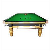 Standard Billiards Table