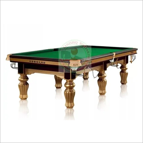 Handcrafted Billiard Tables