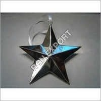 Steel Hanging Star