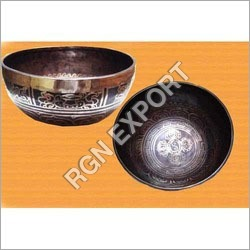 Hammered Singing Bowl